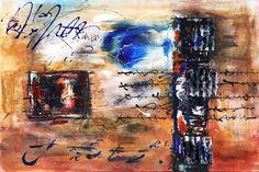 Godelief Tielens, Landscape 3 on ArtStack #godelief-tielens #art