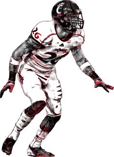 Cincinnati Bearcats, University Of Cincinnati, Layout Design, Design Art, Football Uniforms, Superhero, American, Sports, Fictional Characters