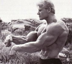 Old School Bodybuilding - Golden Era Bodybuilding: Dave Draper Training Split