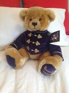 HARRODS super rare LIMITED EDITION collectors big TEDDY BEAR rrp £299.99 BNWT…