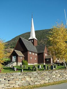visit family church & farm in Norway