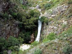 Cederberg Names: Q R       Riempies Waterfall           Hex River