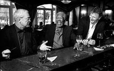 1. Michael Caine, Morgan Freeman, Liam Neeson