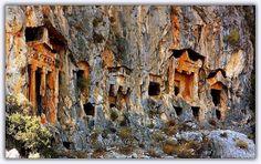 Kaunos Antik Kenti - Kaya Mezarları | (Dalyan – Muğla) - Forum Gerçek