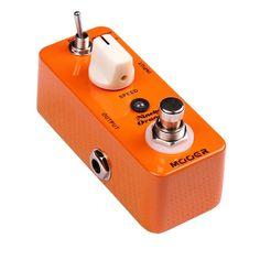 Mooer Audio Ninety Orange Analog Phaser Pedal