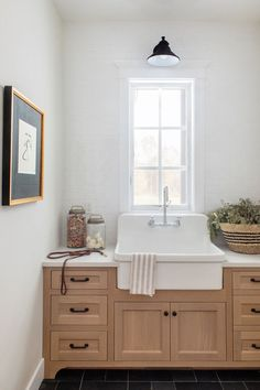 Burl Wood Beauty | Bring This Trend Home — Scout & Nimble Best Blue Paint Colors, Laundry Room Design, Painting Kitchen Cabinets, Inspired Homes, Mudroom, House Tours, House Design, Interior Design, Wood