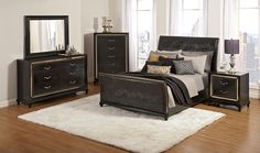 Shop For The Najarian Ibiza Bedroom Group At Wilcox Furniture   Your Corpus  Christi, Kingsville, Calallen, Texas Furniture U0026 Mattress Store