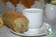 Отрубные мини-багеты - кулинарный рецепт