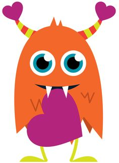 Monster clip art clipart free to use resource