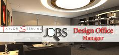 Jobs in Taylor Sterling as Design Office Manager in UAE, Dubai Visit jobsingcc.com for more info @ http://jobsingcc.com/jobs-taylor-sterling-design-office-manager/