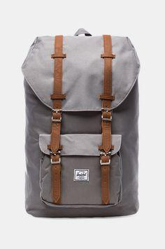 Herschel Supply Co. Little America Backpack in Grey Para travellll