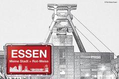 Von Essen lernen? (27.3.2014) #OFC #Kickers #Offenbach #RWE #Essen