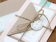 Invitaciones de Boda: Caligrafía | Confesiones de una Wedding Planner