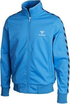Hummel Classic Bee Softshell Jacket swedish blue Online Shop bestellen