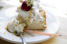 HY: Angel food Cake