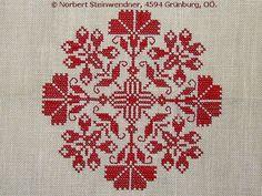 Cross Stitch Tree, Cross Stitch Samplers, Cross Stitching, Cross Stitch Embroidery, Hand Embroidery, Star Patterns, Cross Stitch Patterns, Rangoli Patterns, Blackwork