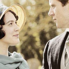 Tom and Sybil Branson - Downton Abbey