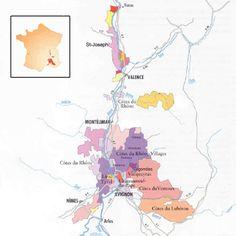 Aprenda mais sobre o Côtes du Rhône