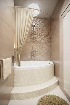 Шоколадная ванная. Ванная