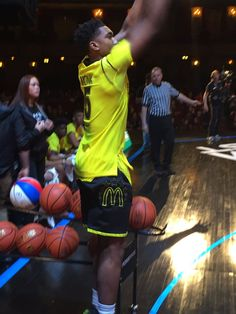 Malik Monk is your 2016 #PoweradeJamFest 3pt champ #BBN