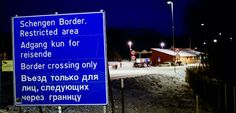 A (Very) Cold War on the Russia-Norway Border