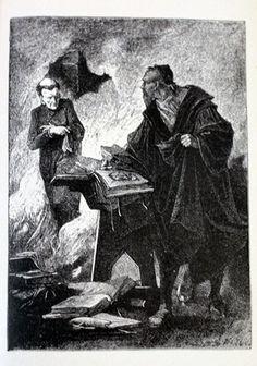 Faust - Goethe (1885)