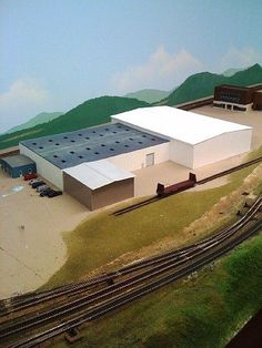 Looking for industrial buildings, need some help. - Model Railroader Magazine - Model Railroading, Model Trains, Reviews, Track Plans, and Forums
