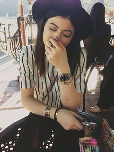 I'm in love with Kylie Jenner's new haircut!! I want to cut my hair like this in the summer
