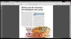 Tutorial com dicas para usar o Adobe Reader | Tecnologia na Educação