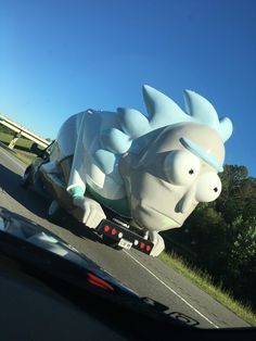 Spotted this beast in the middle of nowhere in Alabama - Imgur