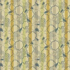 The AT927 Oops a Daisy Shasta upholstery fabric by KOVI Fabrics features Curvilinear pattern and Brown, Tan, Beige as its colors. It is a Woven, Flat type of upholstery fabric and it is made of 56% Polyester 44% Polyester material. It is rated Exceeds 100000 Double Rubs (Heavy Duty) which makes this upholstery fabric ideal for residential, commercial and hospitality upholstery projects. Pls Call 800-860-3105.