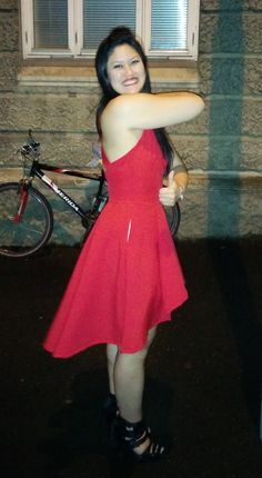 Floralex Dress with Backless straps