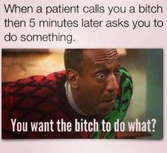 100 Funniest Nursing Memes on Pinterest - Our Special Collection #Nursebuff #Nurse #Meme Psych Nurse, Cna Nurse, Nurse Life, Pharmacy Humor, Medical Humor, Nurse Humor, Radiology Humor, Ems Humor, Ecards Humor