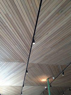 ceiling detail at granger london