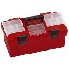 Plastový box s madlom a zásobníkom