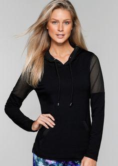 Check this out   Monochrome Hoodie - http://fitnessmania.com.au/shop/lorna-jane/monochrome-hoodie/ #ClothingAccessories, #Exercise, #Fitness, #FitnessMania, #Gear, #Gym, #Health, #LornaJane, #Mania, #Women
