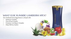 Laminine | The Synergy Of Healthy Living: Lamiderm