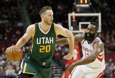 Blog Esportivo do Suíço:  Harden brilha novamente, Nenê marca 16 pontos, e Rockets vencem o Jazz