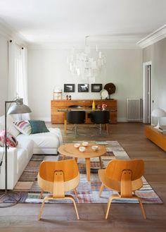 Un loft en Barcelona por Neus Casanova | Decorar tu casa es facilisimo.com
