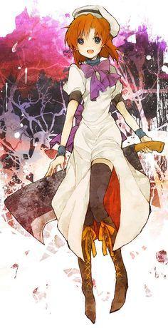Rena | Higurashi no naku koro ni