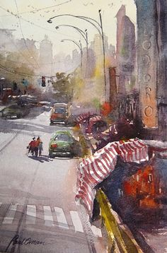alvaro castagnet watercolors