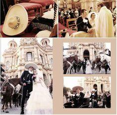 boda mexicana <3
