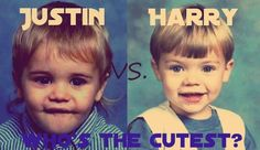I think we all know the answer to this... Repin for Harry. Like for Justin.<<<<< **repin