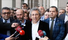 Can Dündar – held for his story alleging Turkey armed Islamist rebels in Syria – says EU is betraying its democratic values