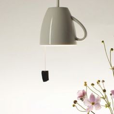 Cup of Tea Lamp