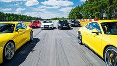 All-wheel-drive vs. Two-wheel-drive