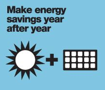 Make energy savings year after year