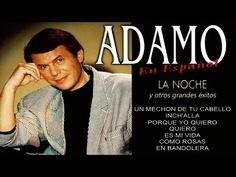 Latin Music, Music Songs, Music Videos, Salvatore Adamo, Spanish Eyes, Marco Antonio, Types Of Music, Relaxing Music, Musicals