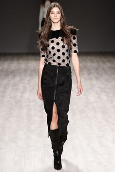 Jill Stuart Fall 2014 Ready-to-Wear Collection Photos - Vogue