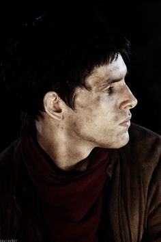 If my hubby was this dirty I'd be gagging.  So why is it so sexy on Merlin/Colin? | I don't know why, but I kinda love this caption